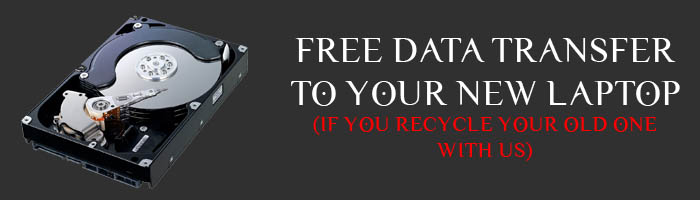 Free data recovery and transfer