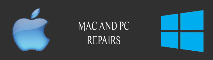 PC and Mac Repairs
